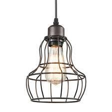 wire cage pendant light wire cage light ebay