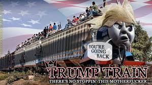 Train Meme - trump train woo woo meme by dolphuds memedroid