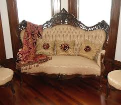 what does rococo mean in relation to antique furniture who were john and joseph w meeks