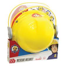 fireman sam rescue helmet toys toyworld