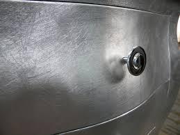 comodini foglia argento 189 a comodino bombato foglia argento 230 89eur punto