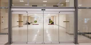 all glass front door commercial glass front doors