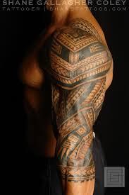 maori sleeve maori polynesian tattoo polynesian sleeve