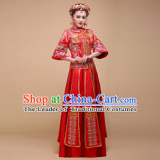 ancient chinese costume chinese style wedding dress ancient long
