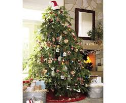 Pottery Barn Tree 12 New Trends Christmas Tree Decorating 2011 By Pottery Barn