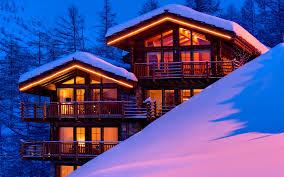 luxury ski chalet chalet maurice zermatt switzerland