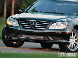 mercedes benz s600 proven european car magazine