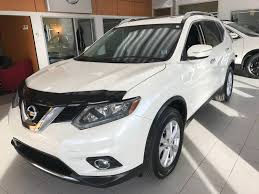 nissan rogue used 2015 used 2015 nissan rogue sv in kentville used inventory
