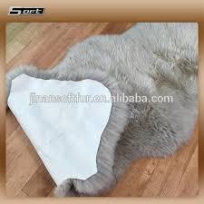 Sheepskin Runner Rug 2 Pelts 100 Merino Long Wool Sheepskin Runner Rugs Buy Merino