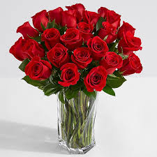 how much does a dozen roses cost 18 stemmed roses