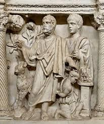 sarcophagus of junius bassus wikipedia
