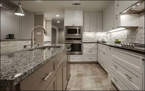 backsplash for kitchen with granite 47 beautiful granite countertops pictures with regard to kitchen