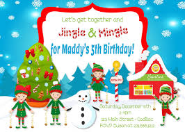 Get Together Party Invitation Card Kids Christmas Invitations Disneyforever Hd Invitation Card Portal