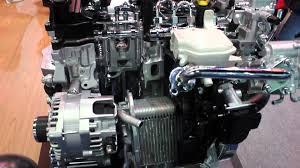 mazda2 motor พาชม mazda2 skyactivd clean diesel u0027s engine youtube