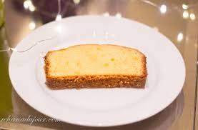perfect pound cake rehana du jour