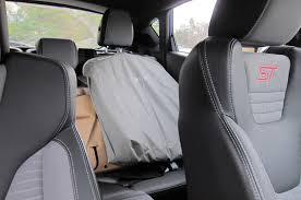 Cloth Car Seat Cleaner 2014 Ford Fiesta St U2013 Devil In The Details