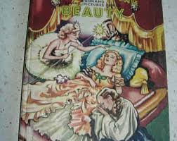 sleeping beauty vintage etsy uk