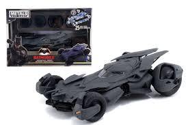 jada toys batman vs superman metal die cast batmobile model kit