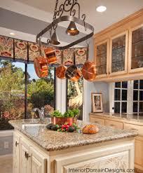 kitchen island with pot rack kitchen island lighting with pot rack mindcommerce co
