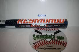 worth resmondo slowpitch softball sweetbats