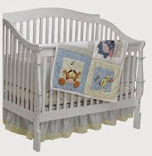 Winnie The Pooh Nursery Bedding Sets Soft Fuzzy Winnie The Pooh 4 Baby Crib Bedding Set Review