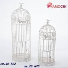 produttori gabbie per uccelli gabbia per uccelli decorativa tonda metallo ferro candele