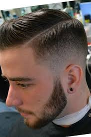 fade haircuts both sides hairstyles best 25 side part mens haircut ideas on pinterest side part