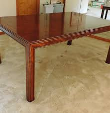 henredon dining table ebth