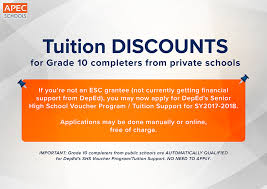 high school applications online apec schools the wait is deped s senior high