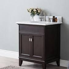 modern u0026 contemporary 28 inch bathroom vanity allmodern