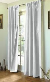 faux silk curtains paul u0027s home fashions
