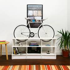 Living Room Bike Rack by Furniture Doubles As Bike Racks To Save Space In Small Apartments