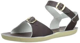 amazon com salt water sandals by hoy shoe surfer sandal toddler
