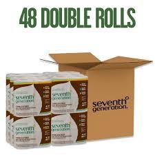 amazon com seventh generation unbleached toilet paper bath