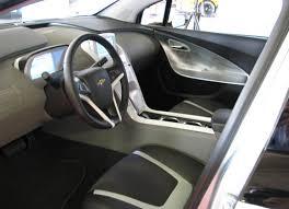 2011 Silverado Interior 2011 Chevy Volt Interior Images At Gm 2009 Collection Event