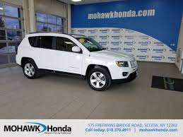 jeep crossover 2015 pre owned 2015 jeep compass latitude 4d sport utility in scotia