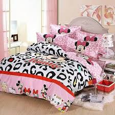 Minnie Mouse Bed Frame 20 Invigorating Mickey And Minnie Bedding Sets Home Design Lover