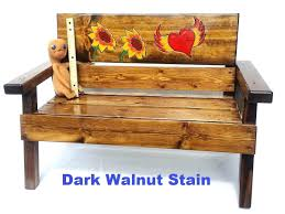 Engraved Benches Engraved Wooden Garden Benches Alans Bench Options 4 Ft Redwood No