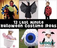 Halloween Costume Ideas Boys 10 12 Minute Halloween Costumes Kids