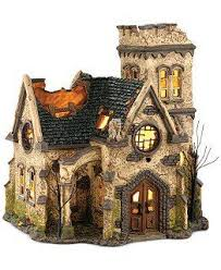 Spooky Village Halloween Decorations by Best 25 Halloween Village Ideas On Pinterest Diy Halloween