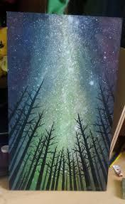 best 25 night sky painting ideas on pinterest night sky drawing