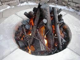 outdoor custom firepit ideas u2014 home fireplaces firepits