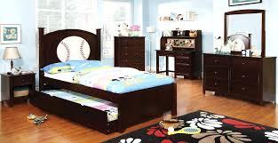 Baseball Bed Frame Baseball Bedroom Decorating Baseball Decor For Boys Room