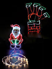 Christmas Rope Light Train by Outdoor Christmas Rope Lights Ebay