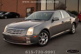 2005 used cadillac sts clean carfax clean title locally owned at