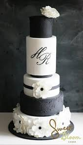 wedding cakes black and white theme 28 images black and white