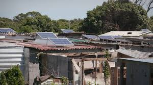 solar panels on houses solar power gives light and jobs where both are most needed u s