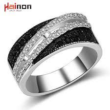 black zircon rings images 2017 women black zirconia wedding ring lady jewelry fashion luxury jpg