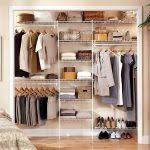 Industrial Closet Organizer - closet storage idea diy biomassguide com