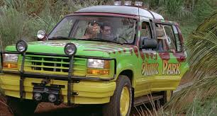 jurassic park tour car question regarding jurassic park 3d original trilogy